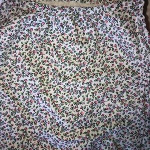 GAP Shirts & Tops - Gap Floral Tank | 18-24 Months